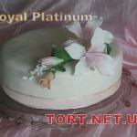 Свадебный торт 1 ярус_12