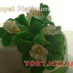 Свадебный торт 1 ярус_14