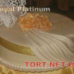 Свадебный торт 1 ярус_16