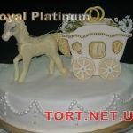 Свадебный торт 1 ярус_19