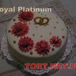 Свадебный торт 1 ярус_1