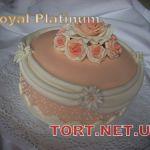 Свадебный торт 1 ярус_21