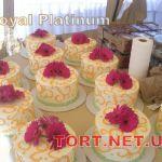 Свадебный торт 1 ярус_22