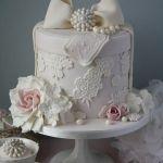 Свадебный торт 1 ярус_3