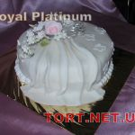 Свадебный торт 1 ярус_4
