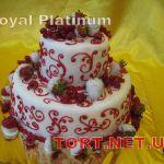 Свадебный торт 2 яруса_10