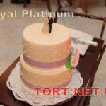 Свадебный торт 2 яруса_13