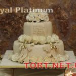 Свадебный торт 2 яруса_14