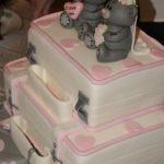 Свадебный торт 2 яруса_16