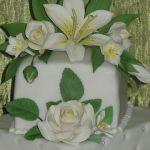 Свадебный торт 2 яруса_18
