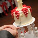 Свадебный торт 2 яруса_19