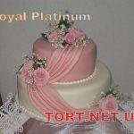 Свадебный торт 2 яруса_21