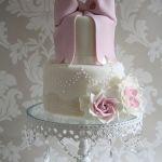 Свадебный торт 2 яруса_5