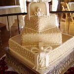 Свадебный торт 4 яруса_11
