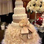 Свадебный торт 4 яруса_14