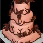 Свадебный торт 4 яруса_16
