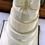 Свадебный торт 4 яруса_19