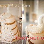 Свадебный торт 4 яруса_20