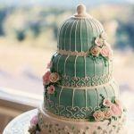 Свадебный торт 4 яруса_21