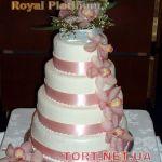 Свадебный торт 4 яруса_24