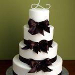 Свадебный торт 4 яруса_4
