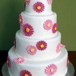 Свадебный торт 4 яруса_6