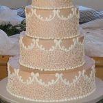 Свадебный торт 4 яруса_8