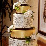 Свадебный торт 5 ярусов_13