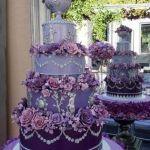 Свадебный торт 5 ярусов_15