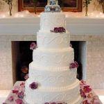 Свадебный торт 5 ярусов_16
