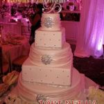 Свадебный торт 5 ярусов_17