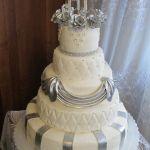 Свадебный торт 5 ярусов_19