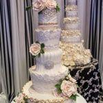 Свадебный торт 5 ярусов_20