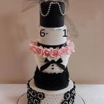 Свадебный торт 5 ярусов_21