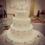 Свадебный торт 5 ярусов_23