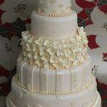 Свадебный торт 5 ярусов_24