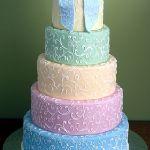 Свадебный торт 5 ярусов_2