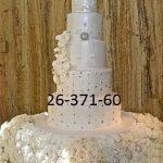 Свадебный торт 5 ярусов_3