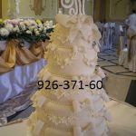Свадебный торт 5 ярусов_4