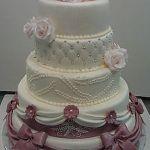 Свадебный торт 5 ярусов_51