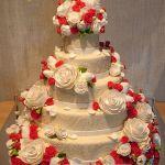 Свадебный торт 5 ярусов_52