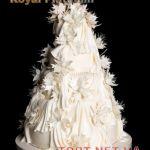 Свадебный торт 5 ярусов_55
