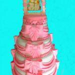 Свадебный торт 5 ярусов_57