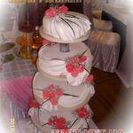 Свадебный торт 5 ярусов_62