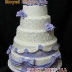Свадебный торт 5 ярусов_66