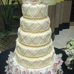 Свадебный торт 5 ярусов_67