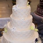 Свадебный торт 5 ярусов_68