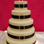 Свадебный торт 5 ярусов_71