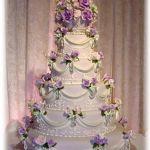 Свадебный торт 6 ярусов_10