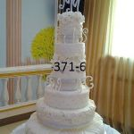 Свадебный торт 6 ярусов_12